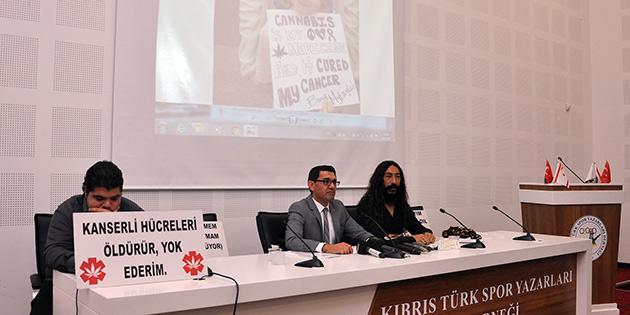 """ANONİMUS HAREKETİ: """"HASTALARA TIBBİ KENEVİRLE BAKIM HAKKI VERMEK DEVLETİN ANAYASAL GÖREVİ"""""""