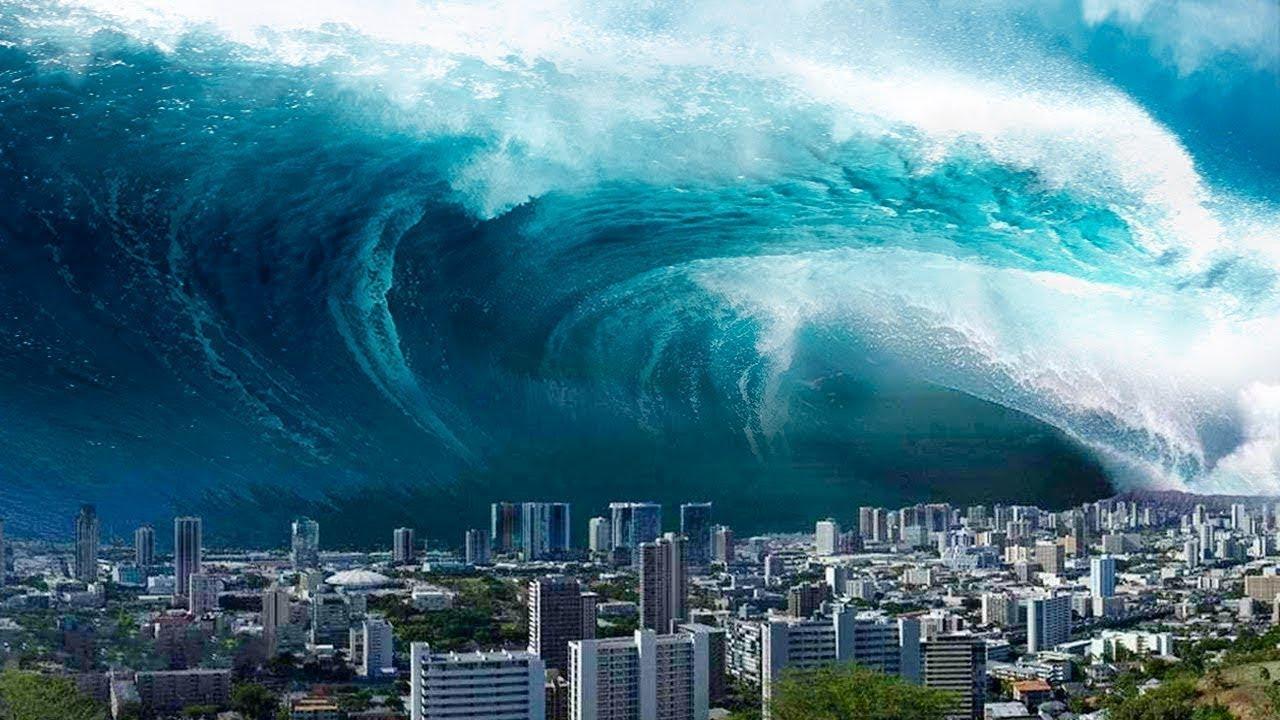 ABD'de 8.2 şiddetinde deprem:Tsunami uyarısı da geldi!