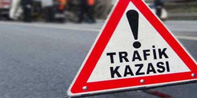 Alsancak'ta trafik kazası