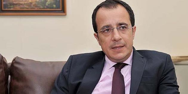 Rum Dışişleri Bakanı Hristodulidis karantinada