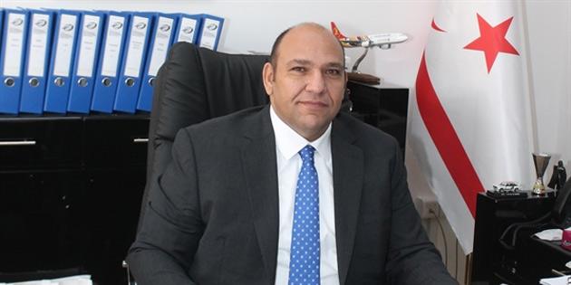 Atakan, Türkiye'den charter seferler düzenleneceğini açıkladı