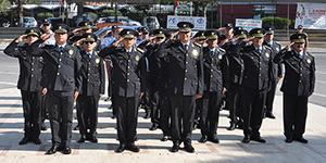 Polis �rg�t�n�n 52. Kurulu� y�ld�n�m� kutlan�yor