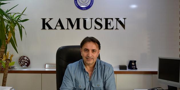 Kamu-Sen Başkanı Atan, Kurban Bayramı nedeniyle mesaj yayımladı