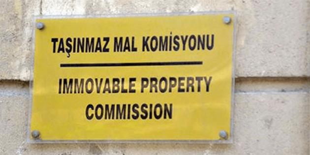 Taşınmaz mal komisyonu'na ilişkin veriler