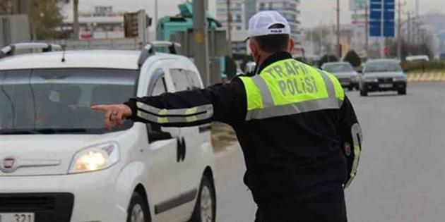 Trafikte son bir haftada 791 rapor