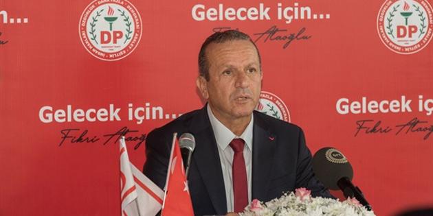 Ataoğlu'ndan sağlık çalışanları, sivil savunma, güvenlik güçleri ve belediyelere teşekkür