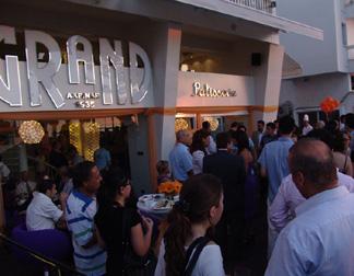Grant Akpınar açıldı