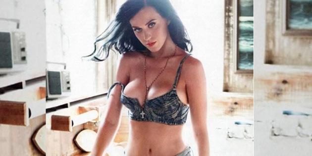 Katy Perry Google'da seksi fotoğrafını aradı