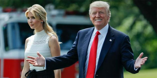 Ivanka Trump'a vergi kaçırma suçlaması