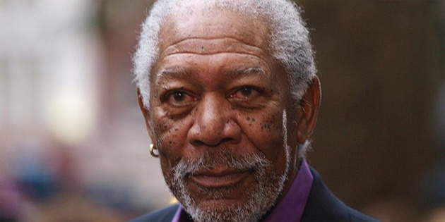 Morgan Freeman ezan okudu
