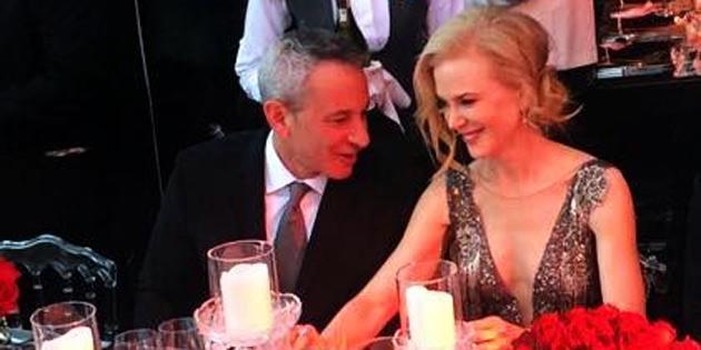 Bodrum'da Nicole Kidman rüzgarı