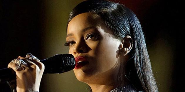 Rihanna bunu da başardı!
