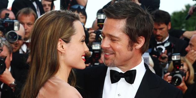 O�lu Brad Pitt'i g�rmek istemiyor