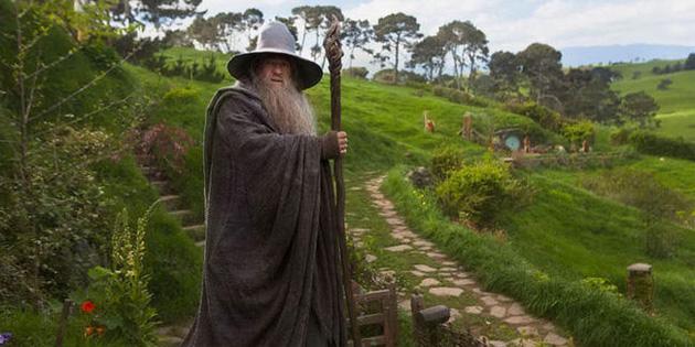 Gandalf'tan evlenme teklifi itiraf�