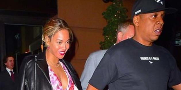 Beyonce ile Jay-Z bo�an�yor mu?