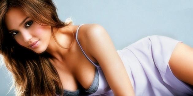 Jessica Alba: Zevk alma meselesi!