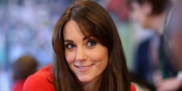 Kate Middleton'�n 48 bin liral�k akraba ziyareti