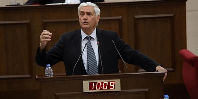 Meclis'te bankacılık yasası hakkındaki yasa gücünde kararname görüşülüyor