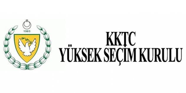 TDP ve UBP adayları da YSK'ya başvuru yaptı
