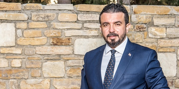 """Zaroğlu: """"Tek amacım partiyi ileriye götürmek"""""""
