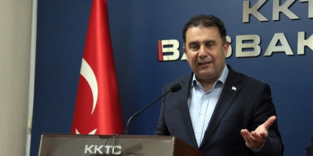 Başbakan Saner bugün Ankara'ya gidiyor