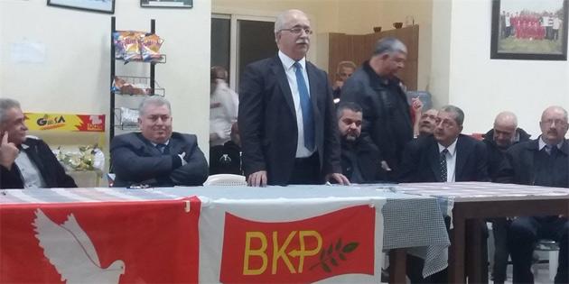 TKP Yeni Güçler ve BKP Değişim ve Kurtuluş ittifakı Doğancı'daydı