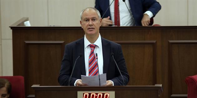 Hasipoğlu: Türkiye ile Libya arasındaki anlaşma bir milattır
