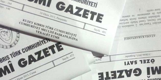 '2020 Yılı TC ile KKTC hükümeti arasında iktisadi ve mali işbirliği anlaşması' Resmi Gazete'de
