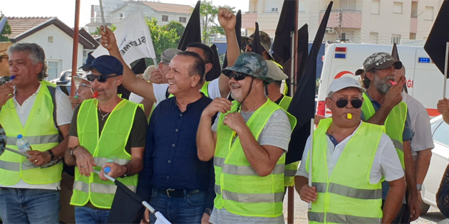 "Ataoğlu: ""Esnafımız haklı"""