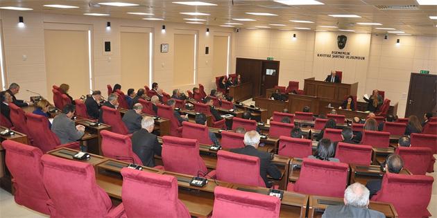 Meclis Genel Kurulu yarın Başkanlık Divanı seçimleri için toplanıyor