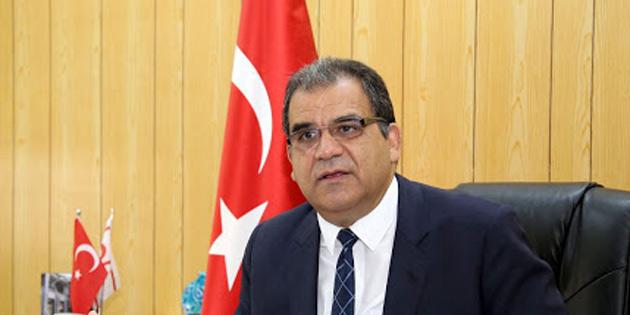 Sucuoğlu'ndan İngiltere'de koronavirüsten dolayı vefat eden Kıbrıslı Türkler için başsağlığı mesajı