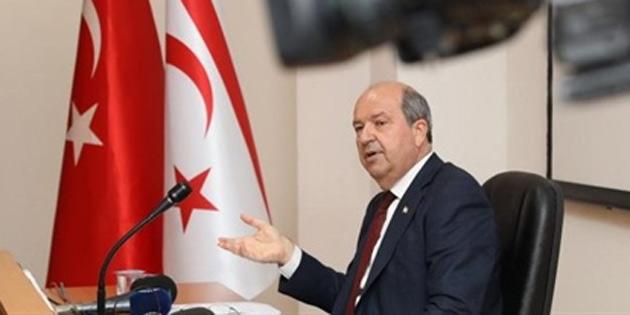 Başbakan Tatar, devlet hastanesindeki doktorlara teşekkür etti