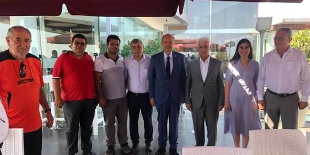 Tatar: 'Ülkenin çok daha güzel günler göreceğinden eminim'