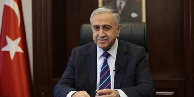 Cumhurbaşkanı Akıncı meclis'teki partilerin başkanlarıyla görüşecek