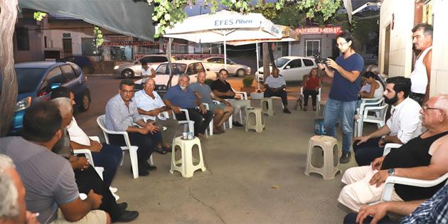 CTP Genel Başkanı Erhürman İskele ve Karpaz'ı ziyaret etti