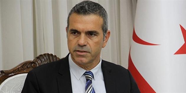 Uluçay İngiltere'de hayatını kaybeden Kıbrıslı Türkler için mesaj yayınladı