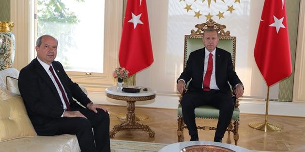 ERDOĞAN'LA İSTANBUL'DA 1.5 SAATLİK KRİTİK GÖRÜŞME