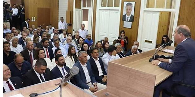 """""""MYK Tatar'a tam desteğini yineledi"""""""