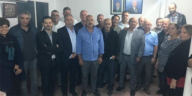 Yönetim kurulu toplantısı gerçekleştirildi