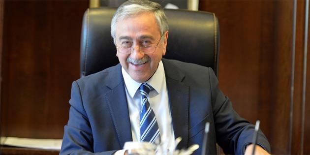 Cumhurbaşkanı Akıncı Ankara'ya gidiyor