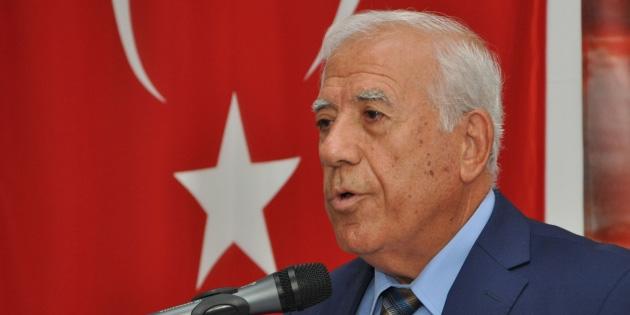 """""""Kıbrıs'ta iki devletli çözümden başkası olası değil"""""""