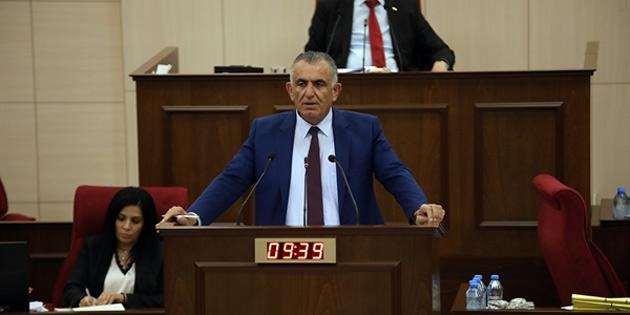 """""""Yüksek Öğrenim Dairesi'ni müsteşarlığa çevirme yönünde çalışma yapıyoruz"""""""
