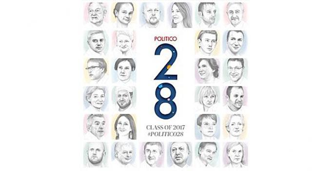 POLITICO, 2017'YE ŞEKİL VERECEK 28 İSMİ AÇIKLADI