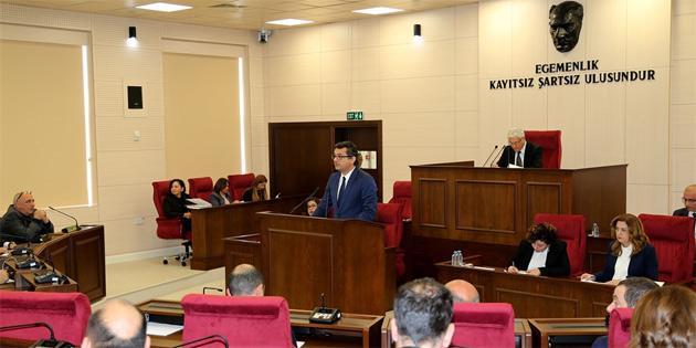 Hükümet programını Başbakan Erhürman okudu