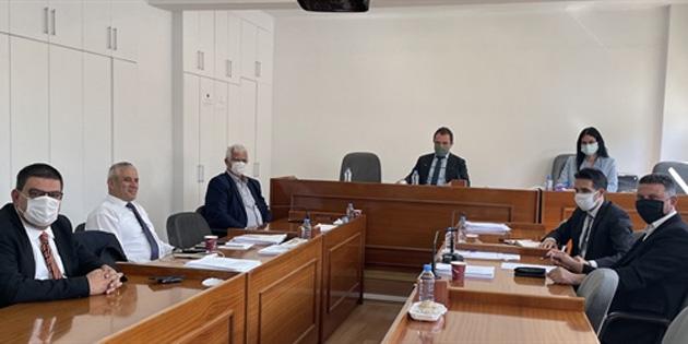 Sayıştay Komitesi, Kıb-Tek Sayıştay raporunu görüştü