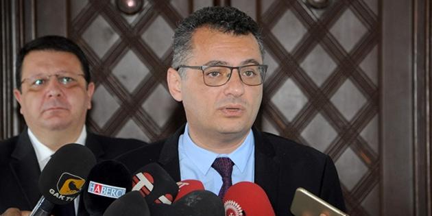 Erhürman: 'Görev bir an önce Tatar'a verilmeli'