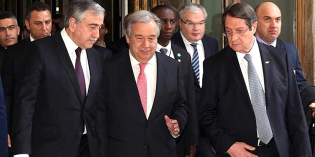 'BM Eylül'e kadar tatilde'