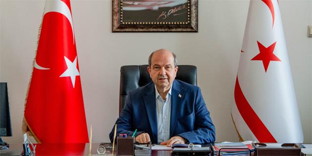 Başbakan Tatar, ABD'yi iki halka eşit davranmaya çağırdı