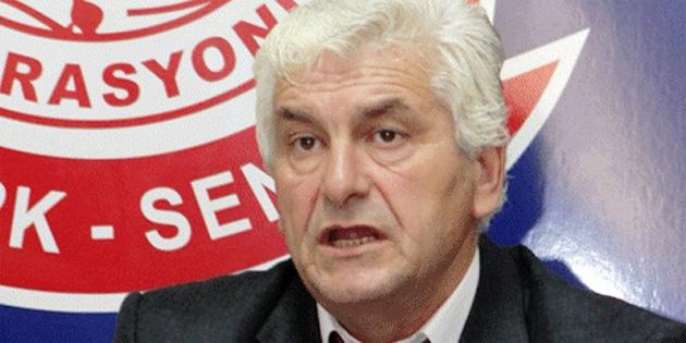 Türk-Sen Bakanlar Kurulunu eleştirdi