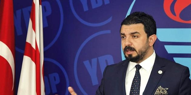Zaroğlu, Cumhurbaşkanı Akıncı'dan açıklama talep etti